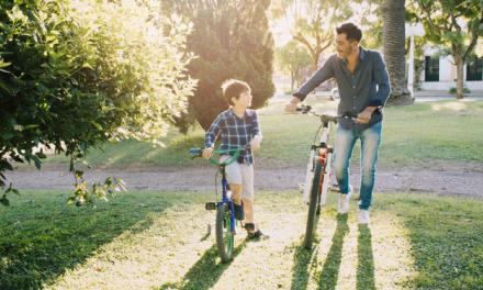 Bicyklovanie s deťmi. Kedy kúpiť prvý bicykel?