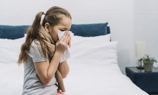 Alergia u detí