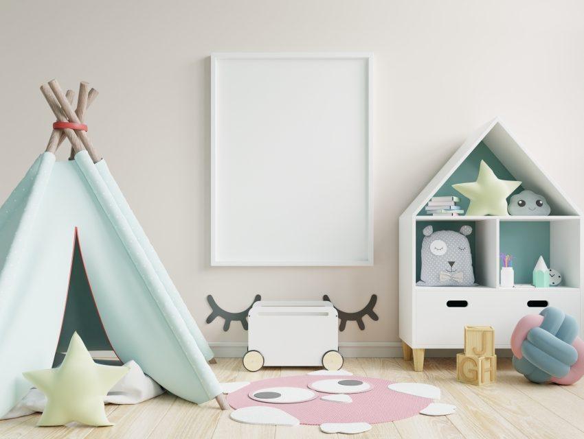 Tipy a triky, ako štýlovo a prakticky zariadiť detskú izbu