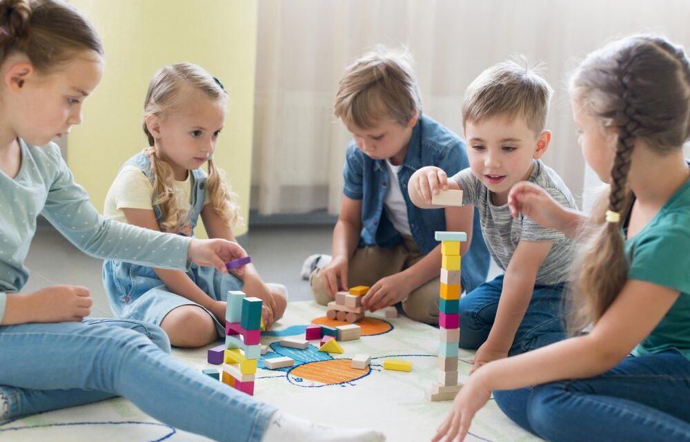 Koniec nude! Vyskúšajte tieto úžasné hry pre deti.