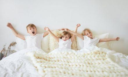 Detská posteľ: Na toto si pri kupovaní dávajte pozor!