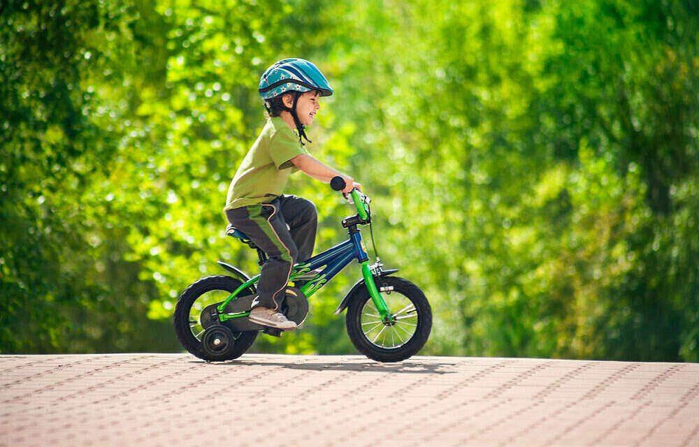 Najlepšie rady ako vybrať detský bicykel