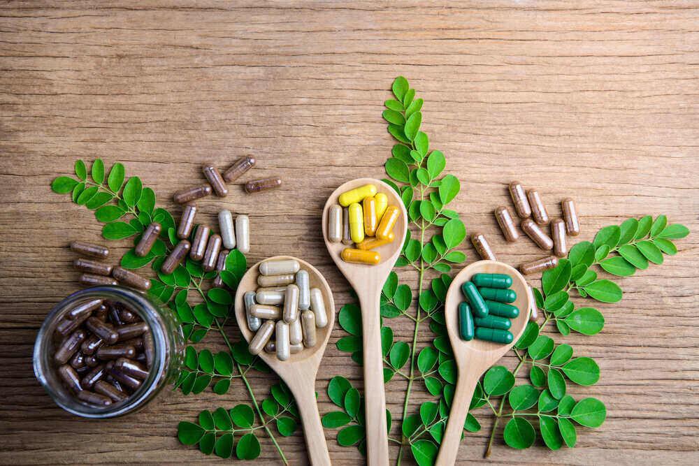 Prírodné bylinkové lieky