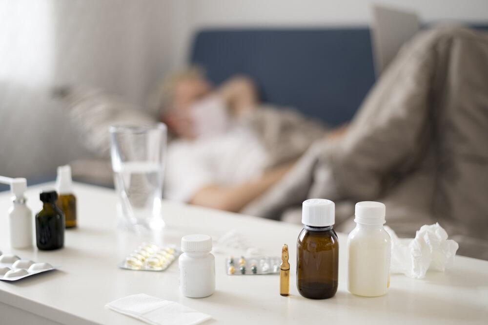 Antibiotiká pre človeka, ktorý má zápal pľúc