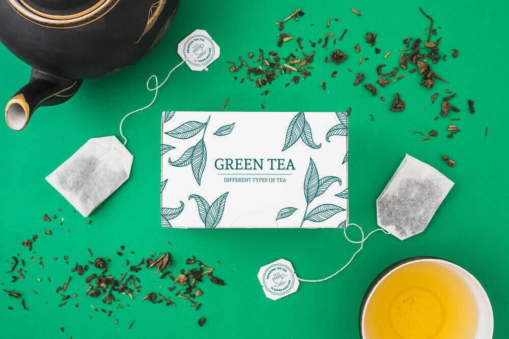 správna príprava zeleného čaju