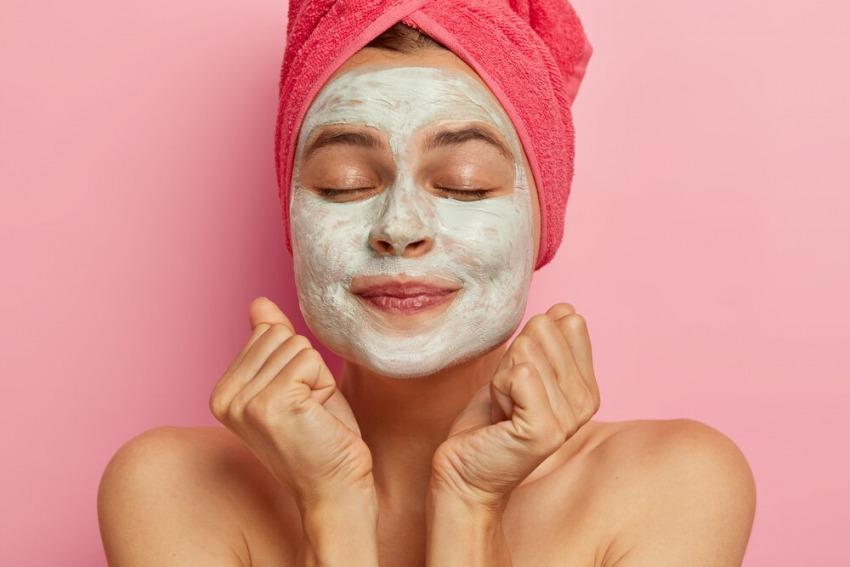 chemický peeling tváre